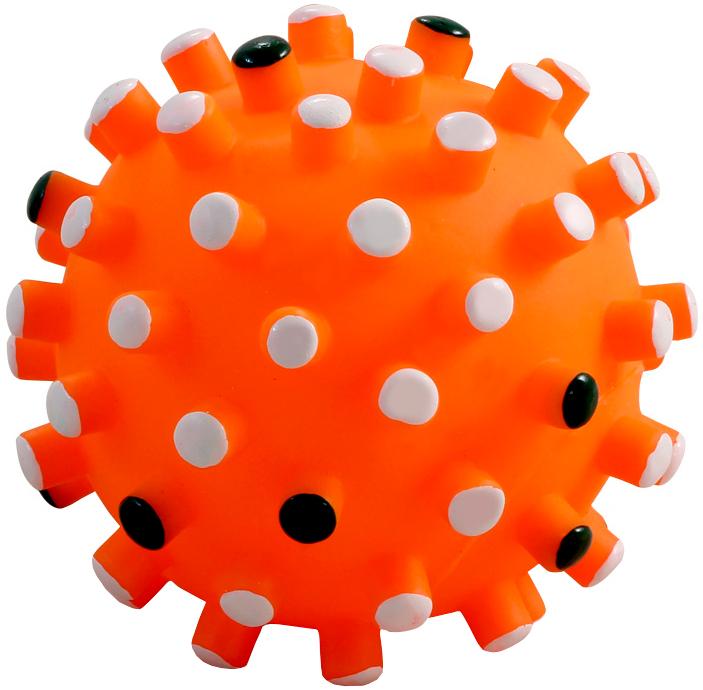 Triol игрушка для собак «Мяч-мина», 10 см (1 шт)