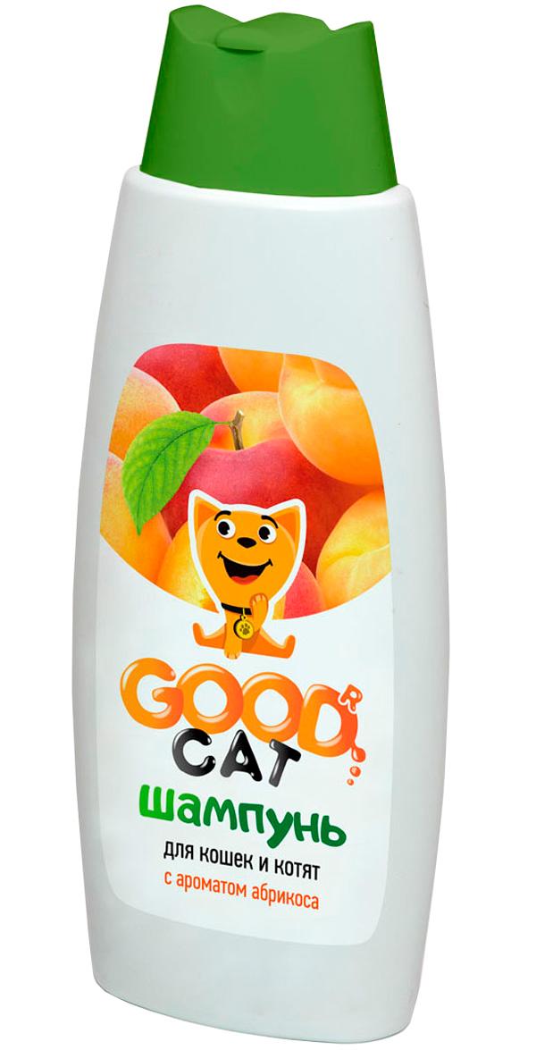 Good Cat шампунь для кошек и котят с ароматом абрикоса (250 мл) фото