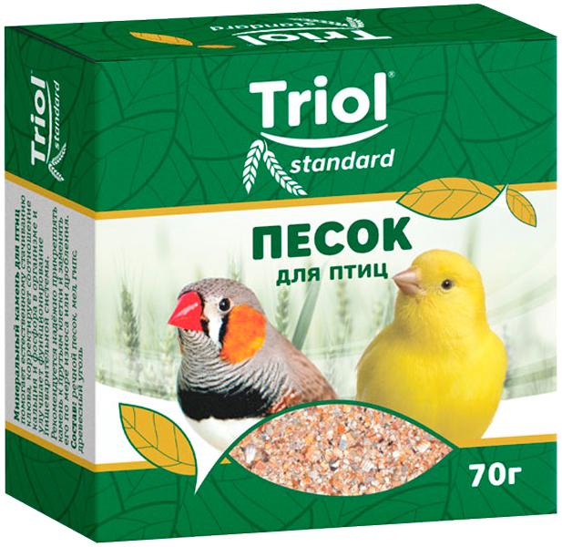 Triol Standard песок минеральная подкормка для птиц