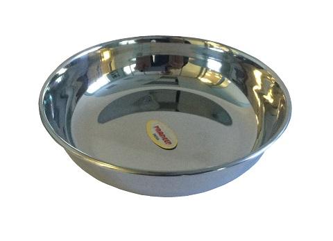 Миска металлическая для кошек «Блюдце» (0,25 л)