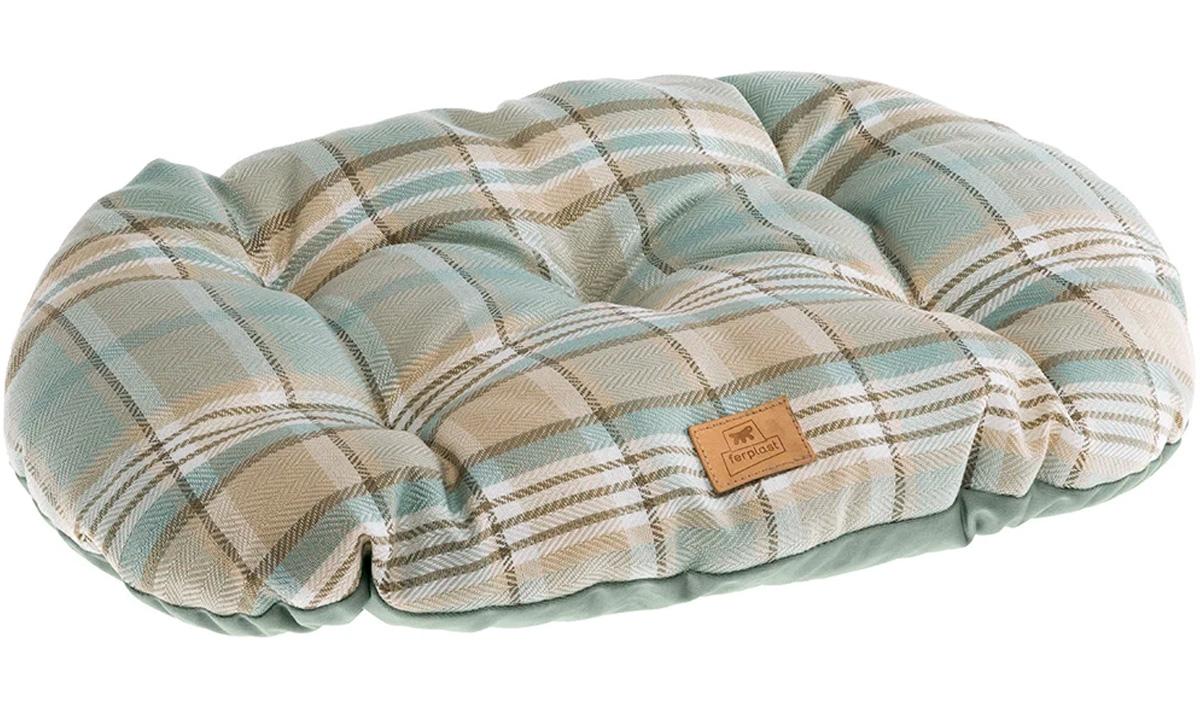 Подушка мягкая Ferplast Scott 89 зеленая 85 х 55 см (1 шт)