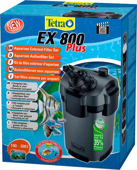 Внешний фильтр Tetratec Ex 800 Plus,