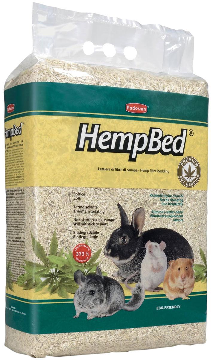 Padovan Hemp Bed наполнитель подстилка для грызунов