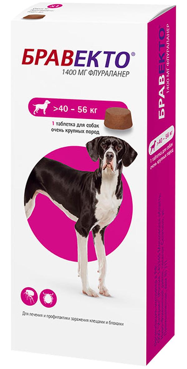 бравекто – таблетки для собак весом