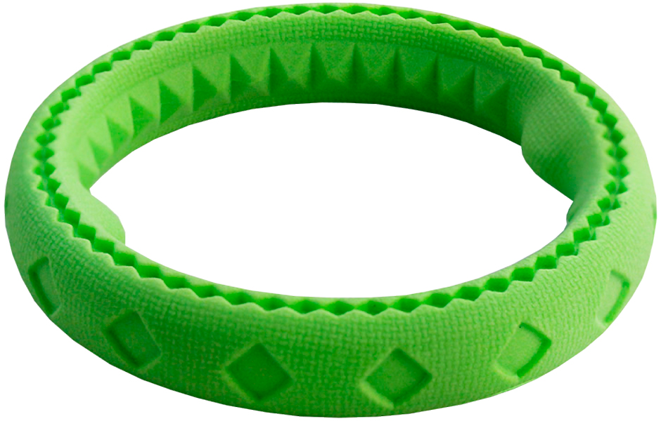 Игрушка для собак Кольцо из термопластичной резины 11 см Triol Aroma (1 шт)