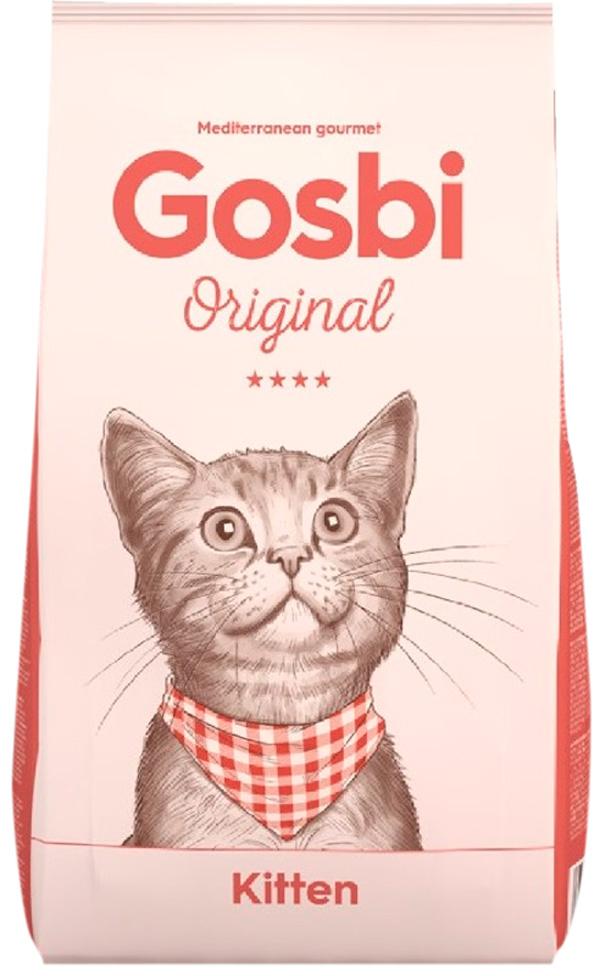Gosbi Original Kitten для котят с курицей (7 кг)