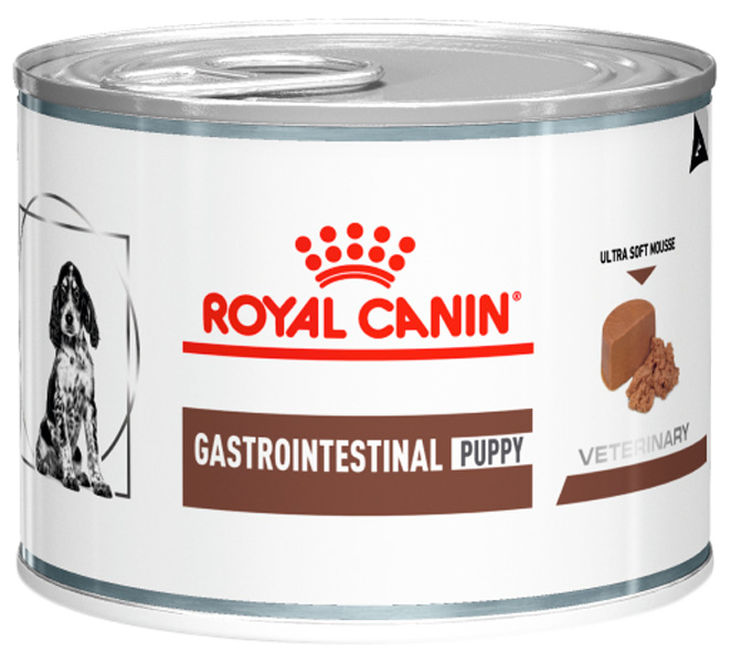 Royal Canin Gastro Intestinal Puppy для щенков при заболеваниях желудочно-кишечного тракта 195 гр (195 гр)