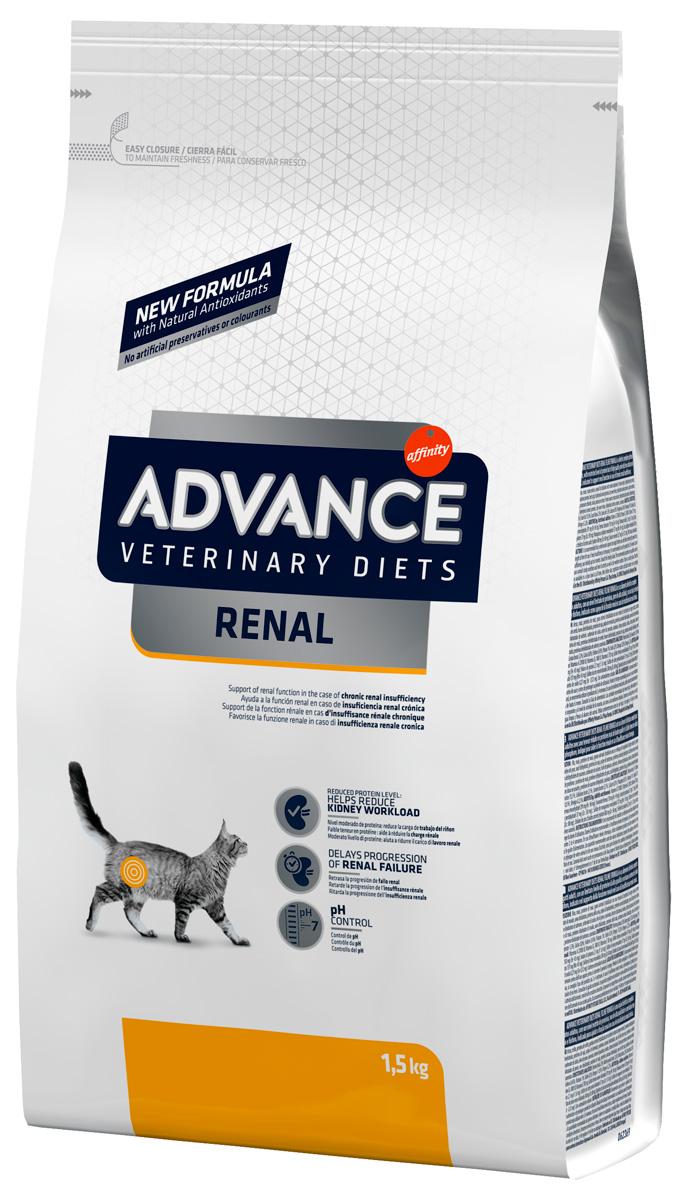 Advance Veterinary Diets Renal для взрослых кошек при почечной недостаточности (1,5 кг)