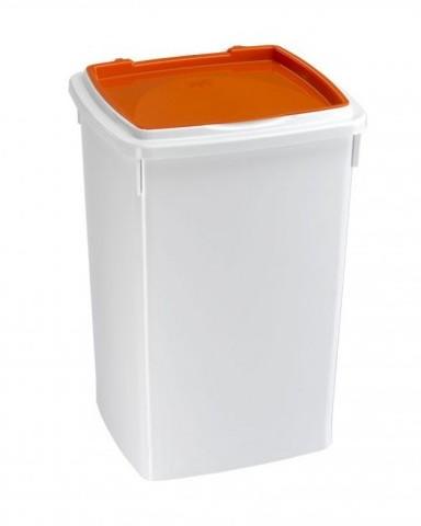 Ferplast контейнер Feedy для корма (26 л) planet nails контейнер для дезинфекции пластиковый с крышкой планет нейлс 1 шт белая