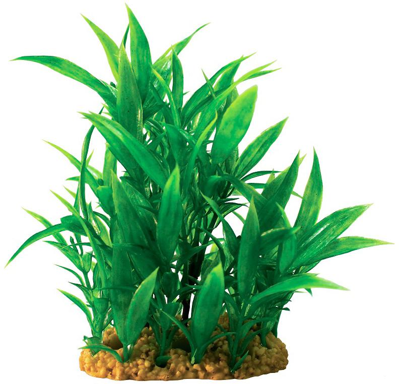 Растение для аквариума пластиковое Гигрофила зеленая Prime Pr-ys-60118 15 см (1 шт) 0 pr на 100