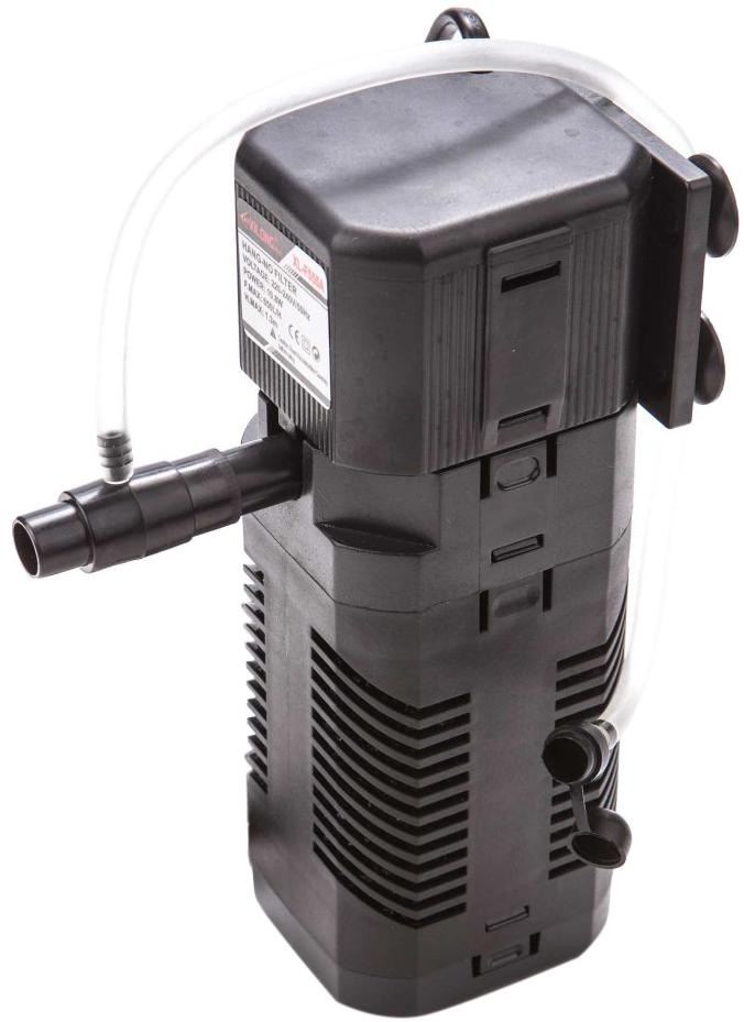 Внутренний фильтр Xilong Xl-f555a 10,8 Вт, 650 л/ч, для аквариумов объемом 100 л (1 шт) внутренний фильтр xilong xl f280 30 вт 1800 л ч для аквариумов объемом до 400 л 1 шт