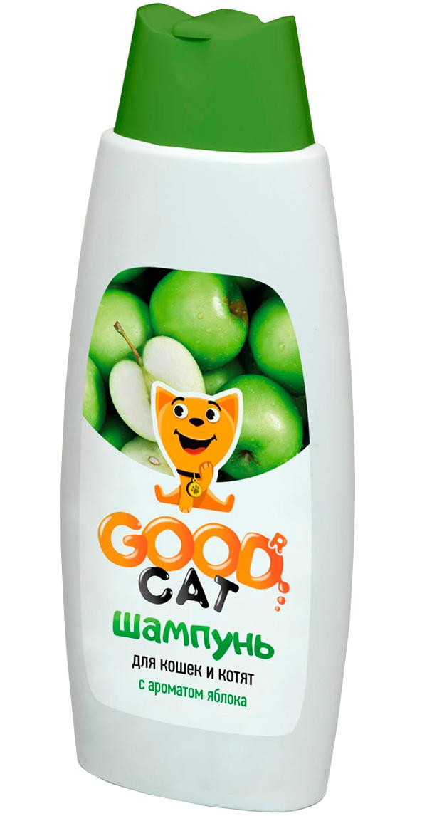цена на Good Cat шампунь для кошек и котят с ароматом яблока (250 мл)