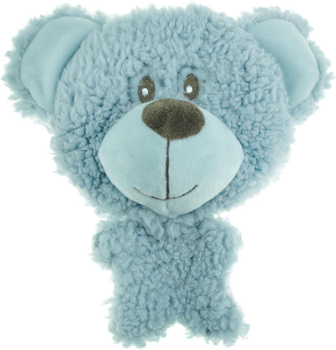 Игрушка для собак Aromadog Big Head Мишка с эфирным маслом голубой 12 см (1 шт)