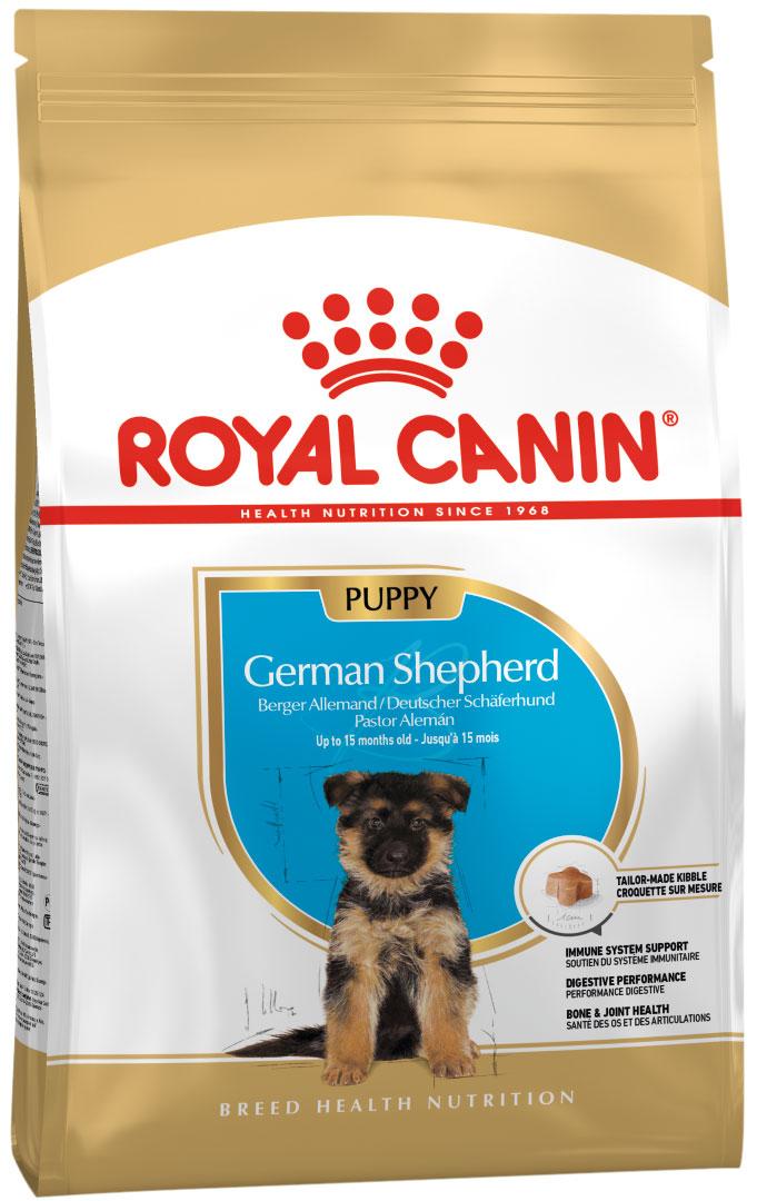 цена на Royal Canin German Shepherd Puppy для щенков немецкая овчарка (3 кг)