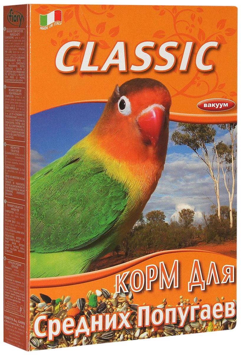 Фото - Fiory Classic корм для средних попугаев (400 гр) fiory fiory корм для средних попугаев parrocchetti african