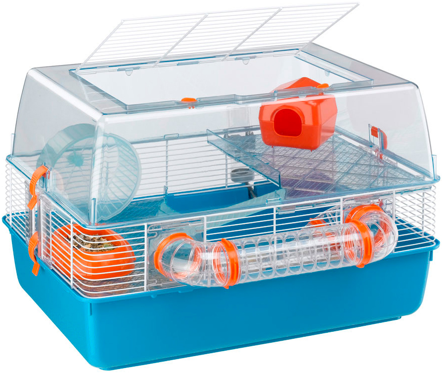 Клетка для хомяков Ferplast Duna Fun 55 х 47 х 37,5 см (1 шт) недорого