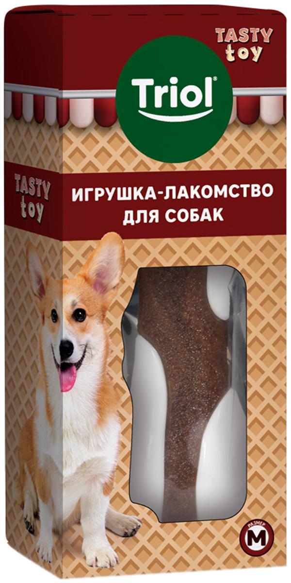 Игрушка лакомство для собак Triol Tasty Toy Вкусная косточка M 13,1 см (1 шт)