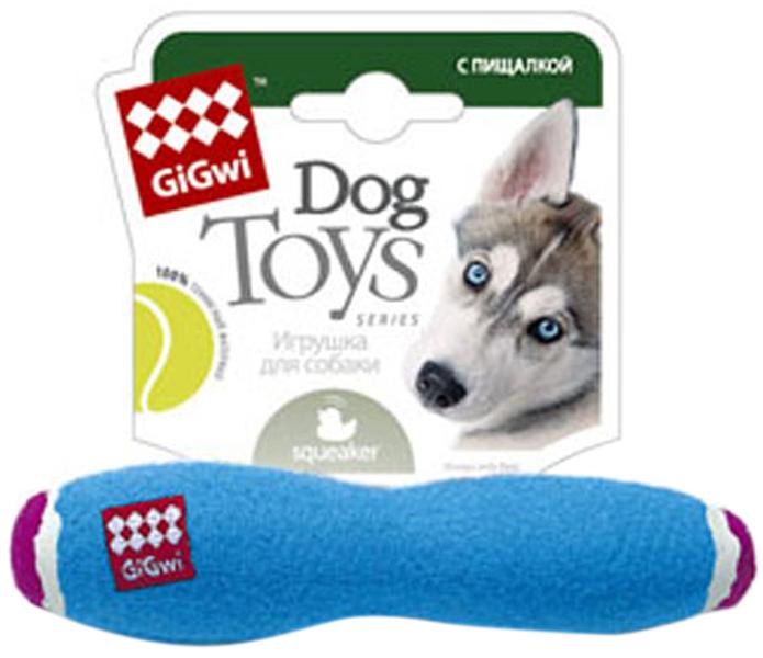 Игрушка для собак GiGwi Палка с пищалкой средняя 20 см (1 шт)