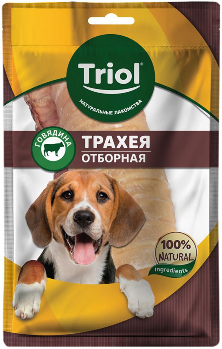 Лакомство Triol для собак трахея говяжья отборная 35 гр (1 шт)