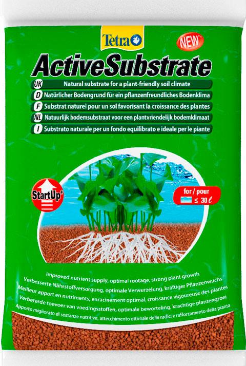 Грунт для аквариумных растений Tetra Activesubstrate (3 л) фото