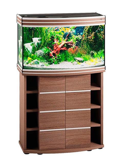 Фото - Аквариум и тумба Биодизайн Altum Panoramic 135 ясень шимо (Тумба) аквариум и тумба биодизайн altum 135 венге аквариум