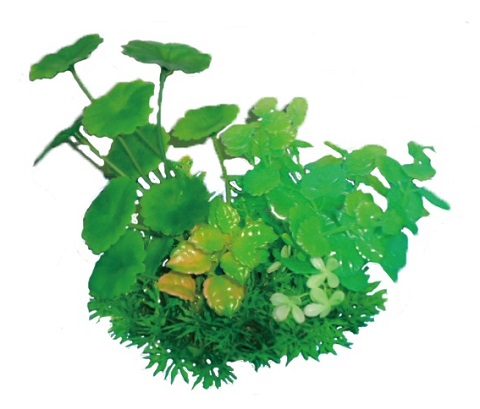 Композиция из пластиковых растений 15 см Prime Pr-m615 (1 шт) 0 pr на 100