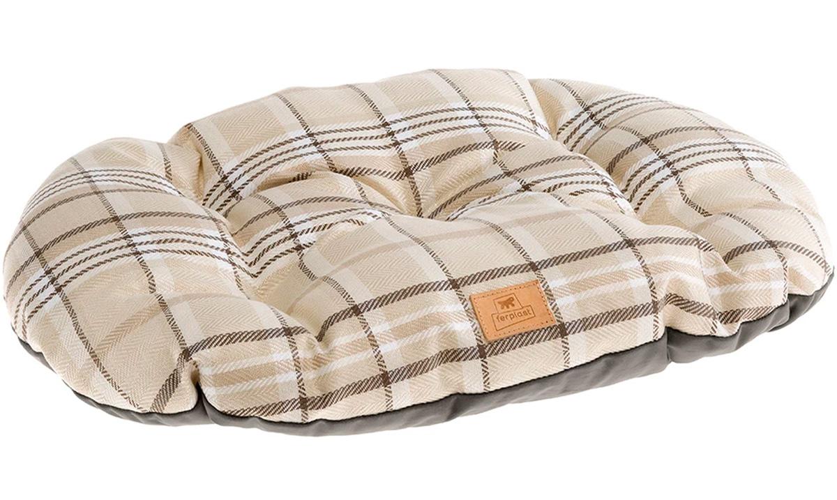 Подушка мягкая Ferplast Scott 55 коричневая 55 х 36 см (1 шт)