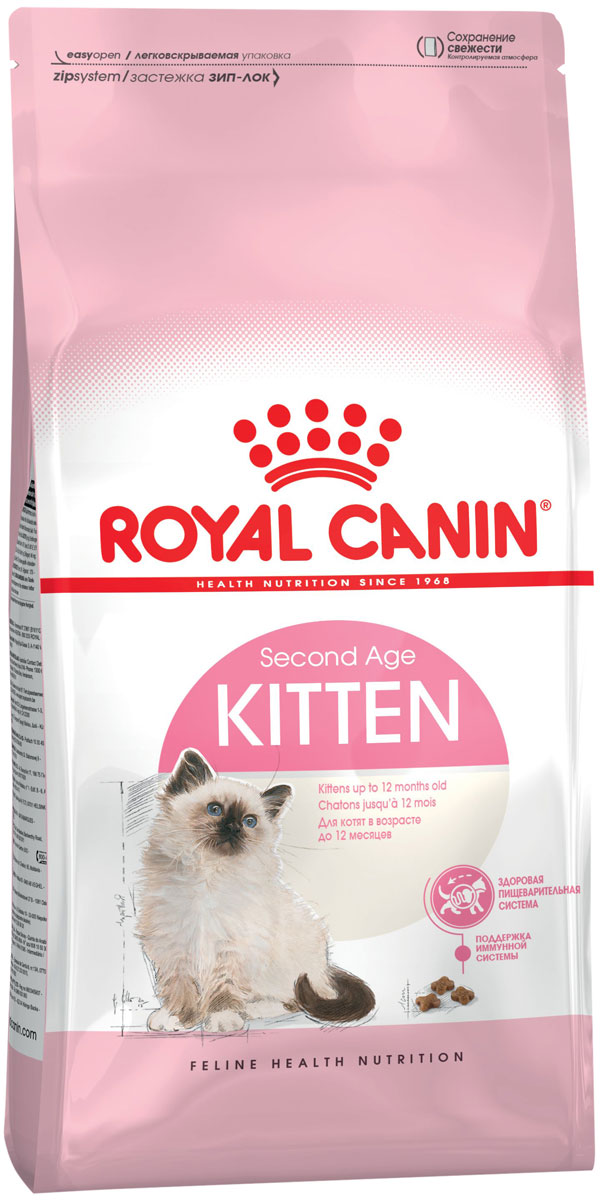Royal Canin Kitten 36 для котят (10 кг) фото
