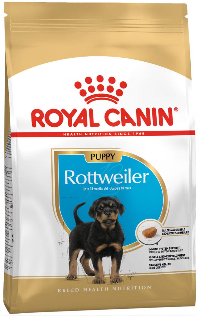 Royal Canin Rottweiler Puppy для щенков ротвейлер (12 кг) фото
