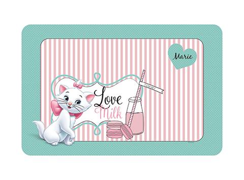 Triol коврик под миску для кошек «marie & Milk» (43 х 28 см)