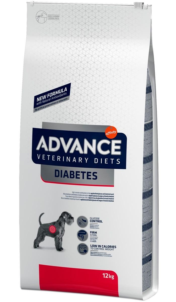 Advance Veterinary Diets Diabetes Colitis для взрослых собак при диабете и колитах (12 кг)