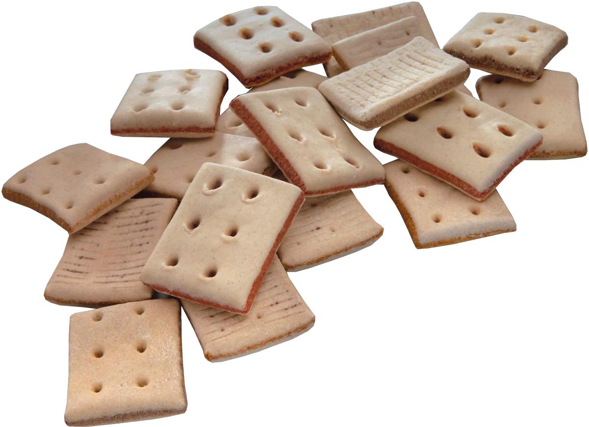 Лакомство Mera Cookies для собак всех пород крекеры с рыбой 2,5 кг (1 шт)