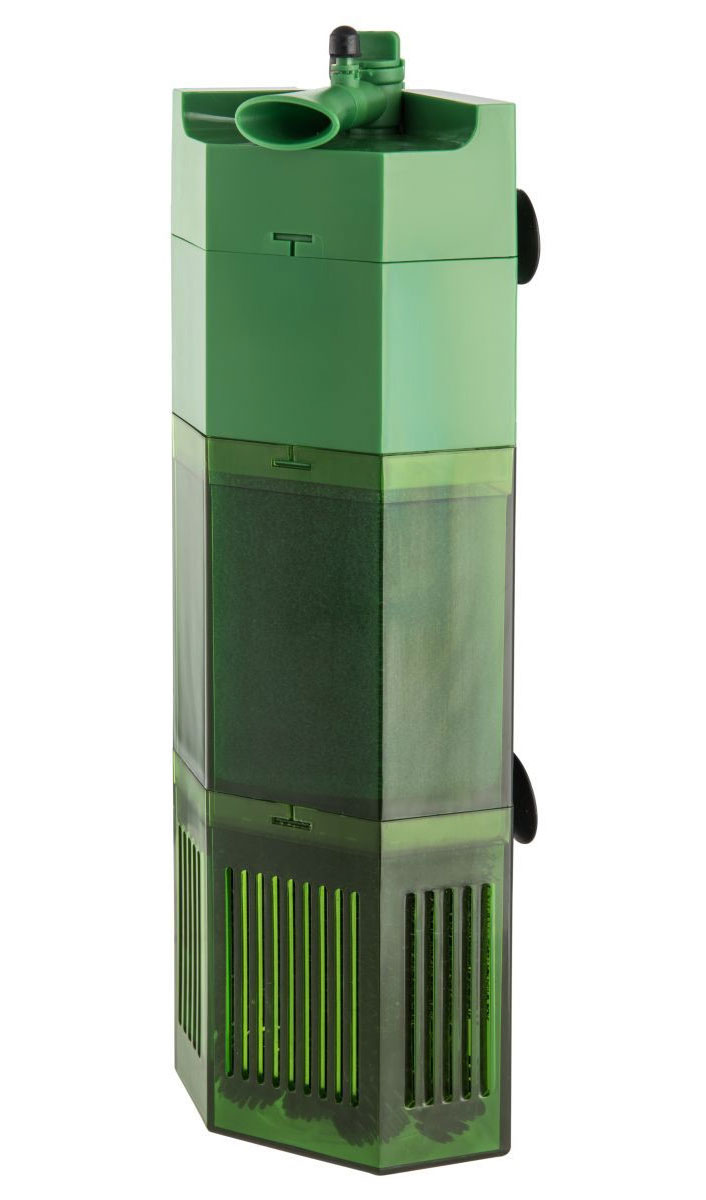 Внутренний фильтр секционный угловой Barbus Filter 010 1600 л/ч 28 Вт (1 шт)