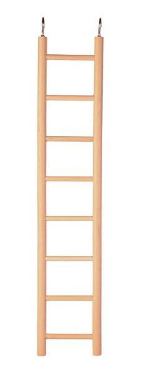 Фото - Лестница для птиц Trixie (24 см) жердочки для птиц trixie 35см ф1 8см деревянная кора