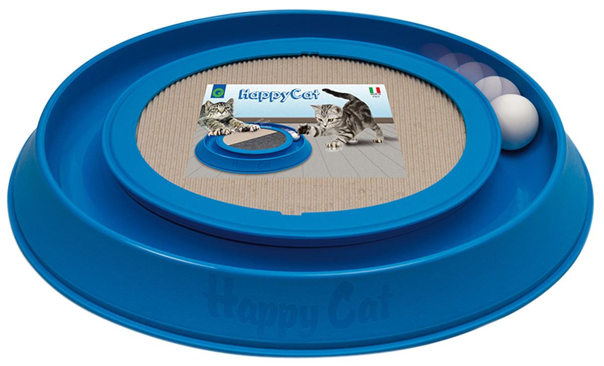 Когтеточка игрушка для кошек Georplast Happycat