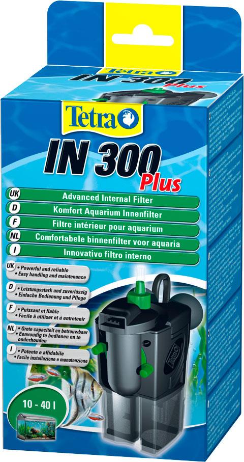 Внутренний фильтр Tetra In 300 Plus