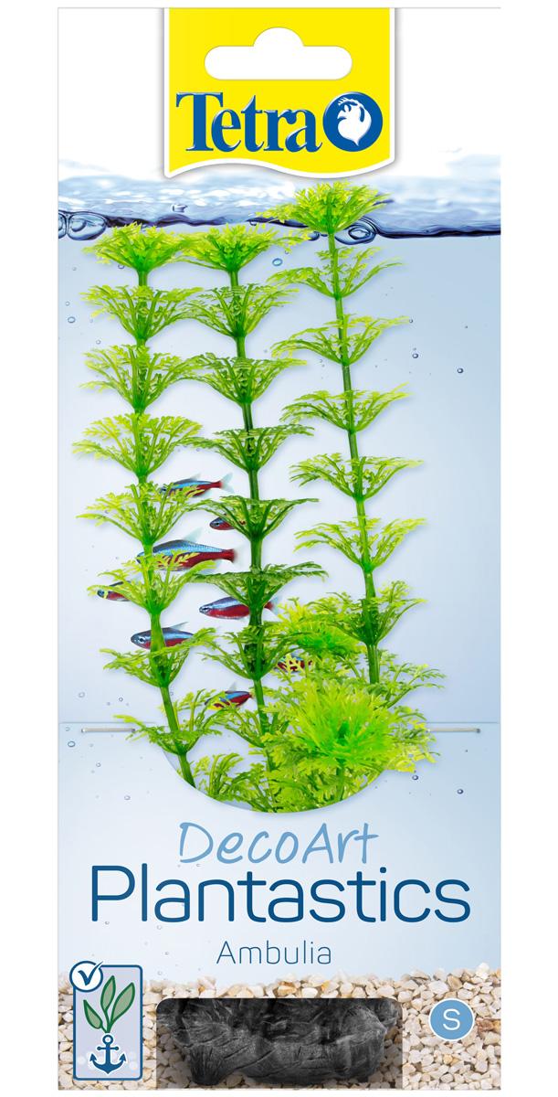 Растение для аквариума пластиковое Амбулия Tetra DecoArt Plant S Ambulia 15 см (1 шт) фото