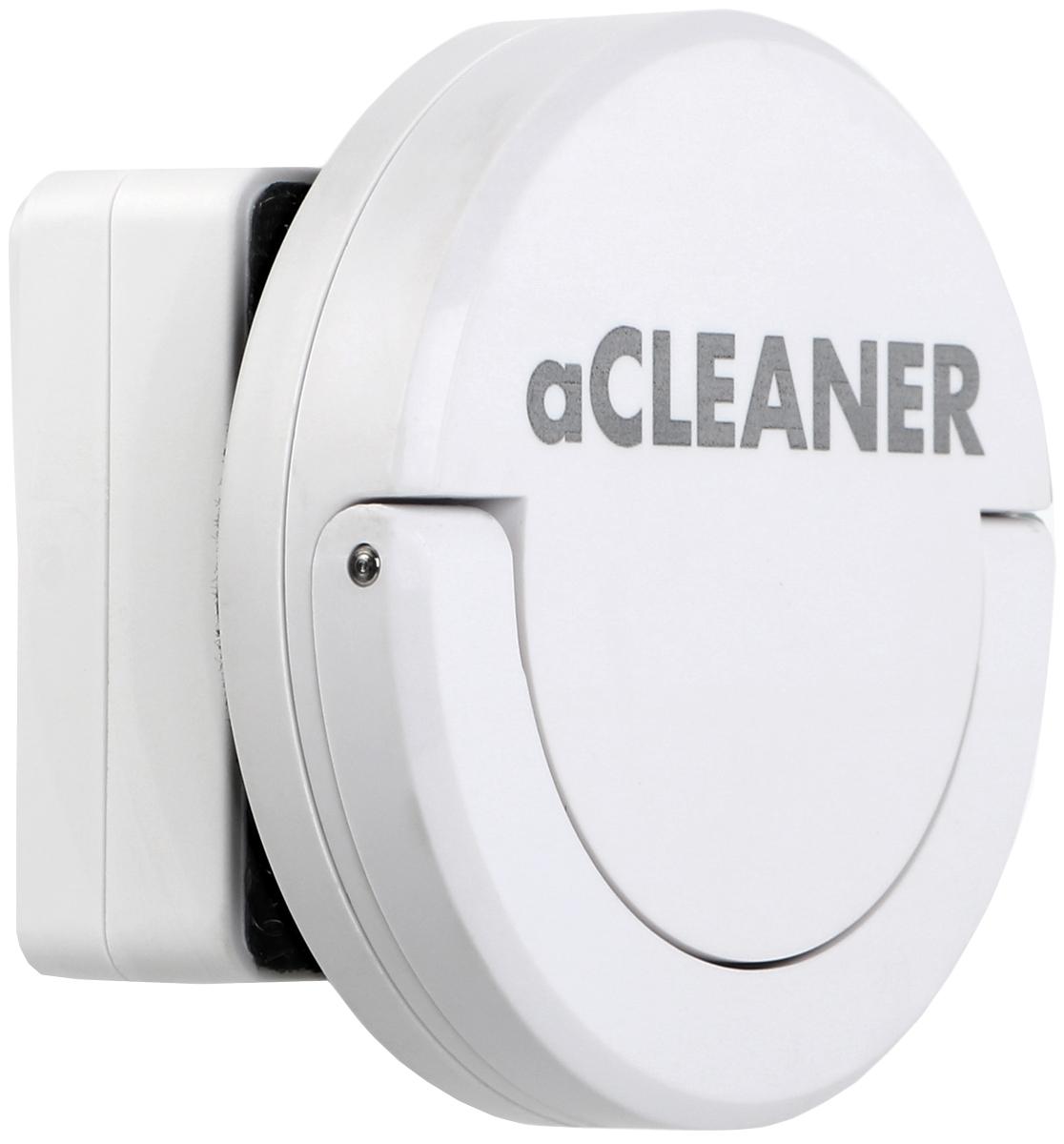 Скребок магнитный AquaLighter aCleaner White для аквариумов