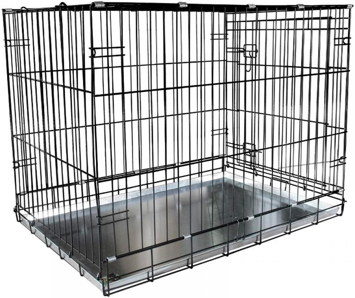 Клетка для животных Triol 005 эмаль 107 х 70 х 79,5 см (1 шт) переноска для животных triol premium large 80 1 х 56 2 х 59 см 1 шт