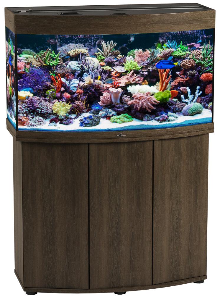 Аквариум и тумба Биодизайн Панорама 150 золотой орех (Аквариум) кочетов сергей михайлович аквариум оформление и декорации