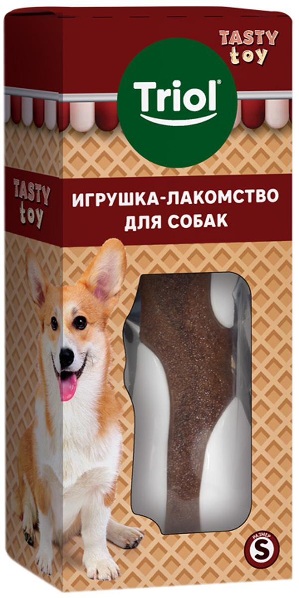 Игрушка лакомство для собак Triol Tasty Toy Вкусная косточка S 10 см (1 шт)