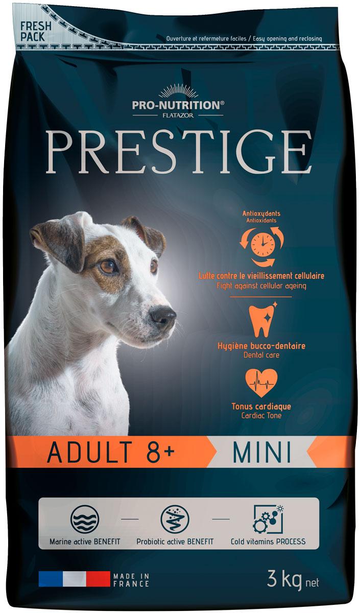 Flatazor Prestige Adult 8+ Mini для пожилых собак маленьких пород (1 кг)