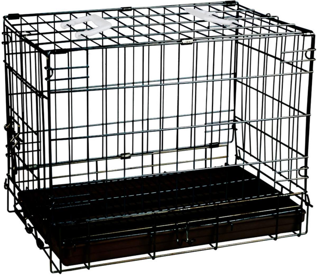 Фото - Клетка для животных Triol 002 эмаль 61 х 45,5 х 52 см (1 шт) triol triol sy2301 клетка для мелких животных эмаль 600х355х325 мм