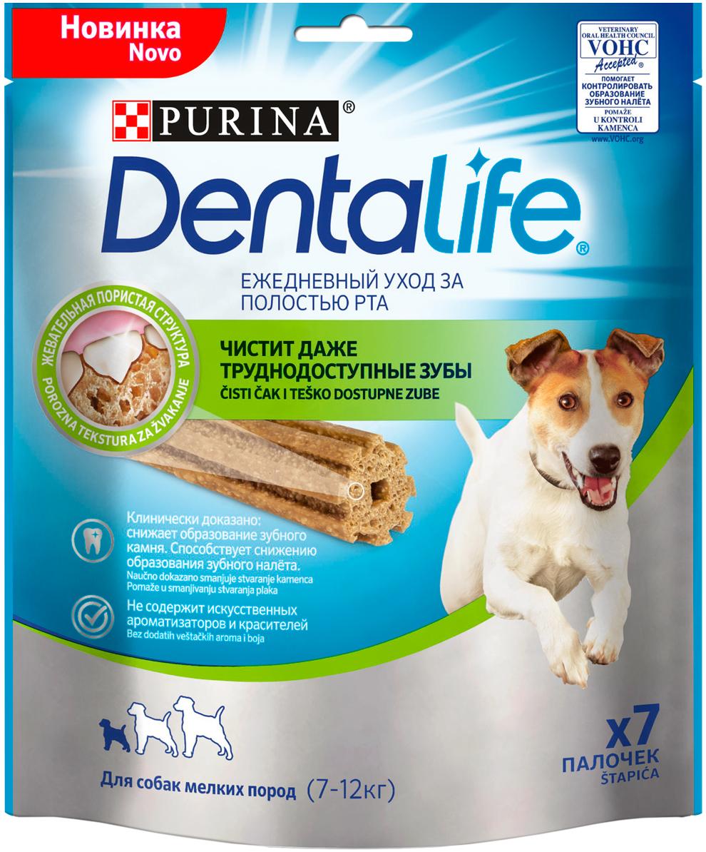Лакомство Purina Dentalife для собак маленьких пород (7 шт)