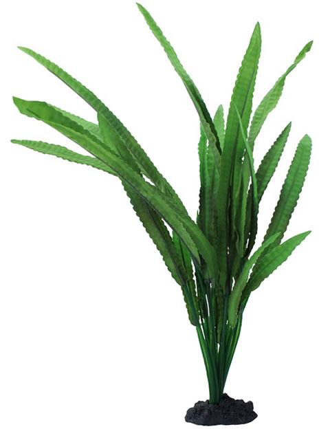Растение для аквариума шелковое Криптокорина Балансе Prime Pr-81004 (40 см) 0 pr на 100