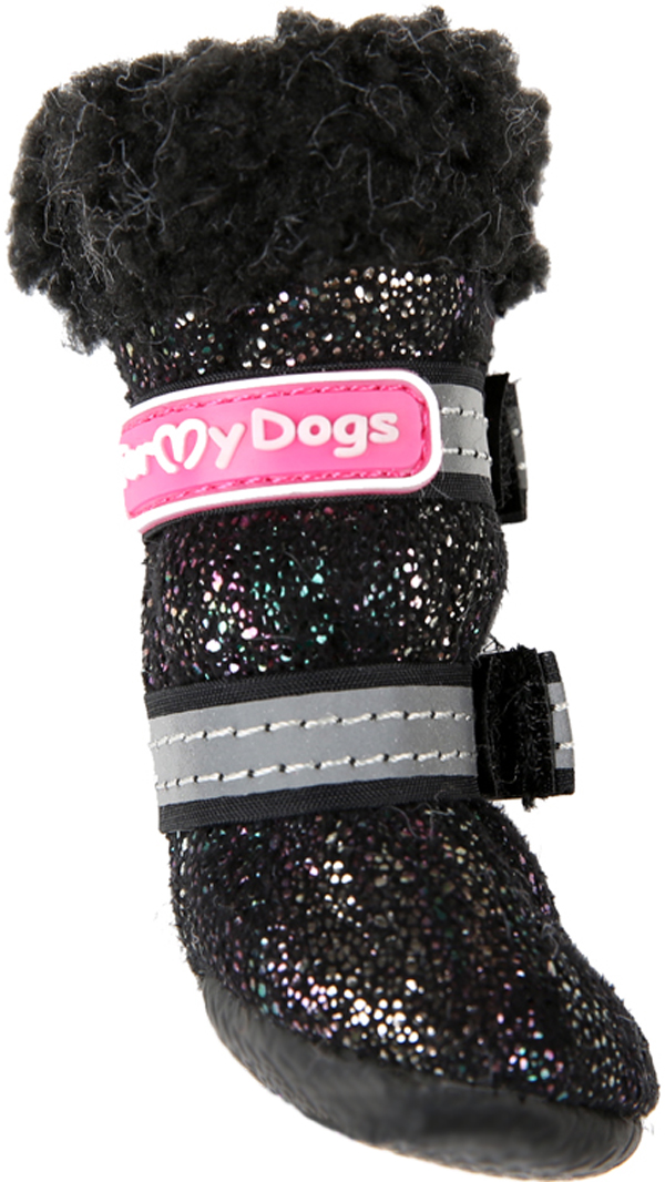 For My Dogs сапоги для собак зимние черные Fmd630-2018 Bl (0)