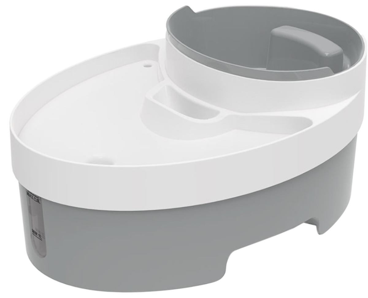 Автоматическая поилка фонтан 3 в 1