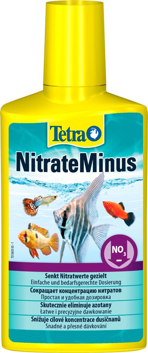 Tetra Nitrate Minus - Тетра средство для снижения концентрации нитратов в воде (жидкое) (100 мл)