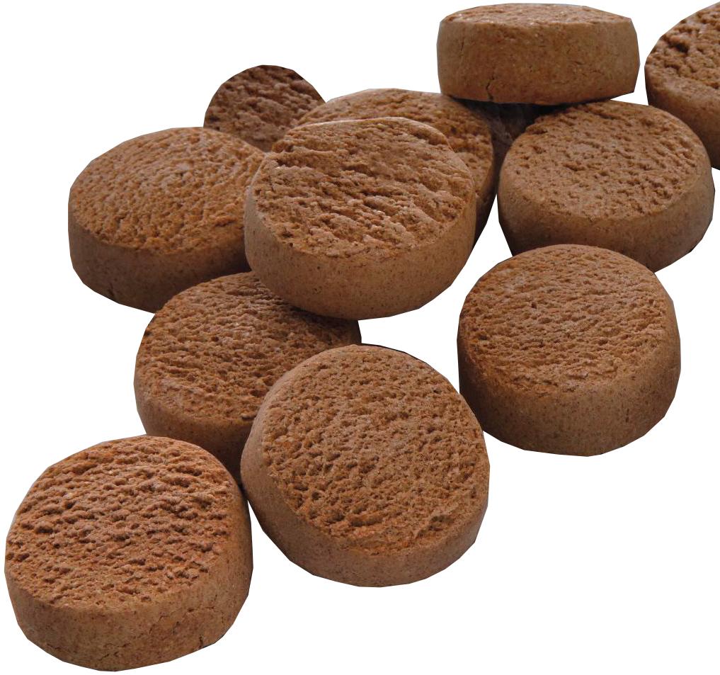 Лакомство Mera Taler Lamm & Reis для собак всех пород монетки с ягненком и рисом 2,5 кг (1 шт)