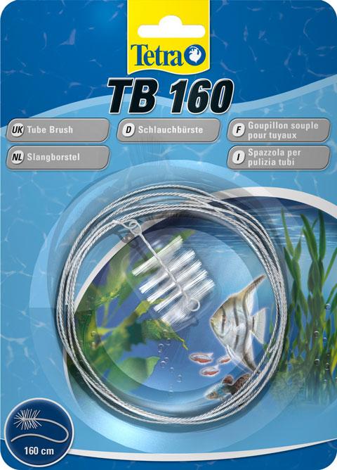 Щетка Tetra Tb 160 Tube Brush для очистки шлангов (1 шт)